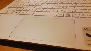 ASUS EeeBook X205TA のタッチパッドの使い心地