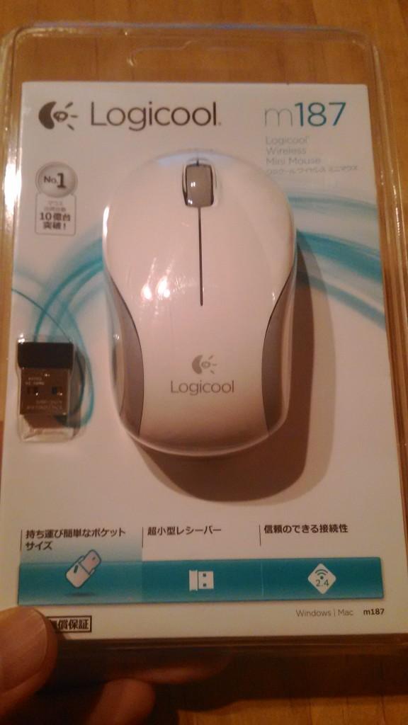 ASUS X205TAにぴったりなロジクールのマウス