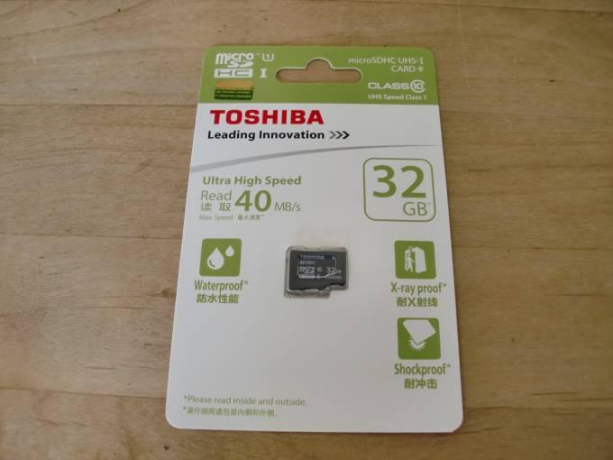 ASUS X205TA の容量アップにSDカード